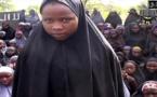 Boko Haram envoie une « preuve de vie » des lycéennes enlevées