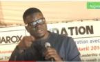 Vidéo: Voici le discours de Thione Niang qui valu le limogeage du directeur du Cedeps