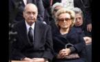 Triste nouvelle pour la famille Chirac: la fille ainée de l'ancien président français n'est plus