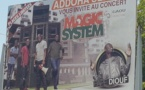 BRADAGE DU PATRIMOINE NATIONAL SANS QUE LES SENEALAIS NE SOIENT INFORMES: Après s'être emparé des terres de Pompiers, le Groupe Marocain Adohha fourgue aux Sénégalais un Concert de Magic System