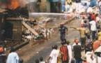 Série d'incendies à Louga : le camion citerne des sapeurs pompiers caillassé
