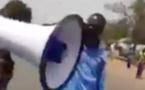 Nouvelle vidéo de la manifestation contre Jammeh qui a conduit à la répression...