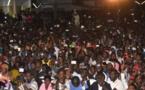 PHOTOS et VIDÉO: Revivez les temps du concert de Pape Diouf à la cité Claudel