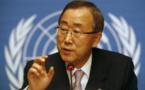 GAMBIE-MORT DE SOLO SANDENG ET CIE : Ban Ki-moon « consterné », réclame « une enquête indépendante » et la « libération immédiate » des détenus
