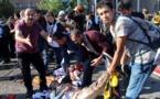 Au moins 15 morts et 161 blessés dans un attentat à Kaboul