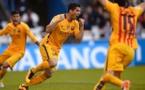 Vidéo-résumé complet des match: Barcelona, Athletico et Réal