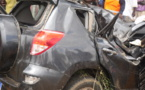 Accidendt à Ouakam: Gaston M. Faye perd le contrôle de sa voiture et dérape