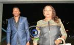 Voici la femme de Sidiki Kaba et son fils