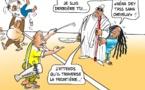 Chaudes empoignades entre Gassama et Pére Ouza… Jammeh et Macky, en spectateurs actifs
