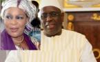"""Macky Sall à Aida Ndiongue : """" Vous êtes ma grande soeur """""""