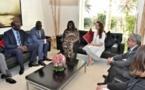 Maroc : La Princesse Lalla Salma reçoit la première Dame du Sénégal