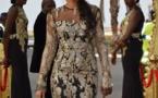 PHOTOS -  Admirez la robe Sexy de Dyana Seck au Cauris d'or
