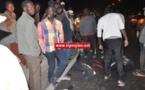Parcelles assainies: un véhicule Citroën C4, avec à bord un jeune garçon et une jeune fille, s'est engouffré dans un « tangana