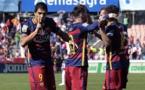Liga : Le Barça est champion d'Espagne !