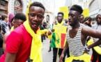 Gaypride à Bruxelles… : Les homos sénégalais défilent avec le drapeau du Sénégal