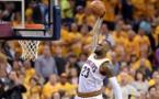 NBA : CLEVELAND SANS PITIÉ POUR TORONTO