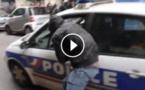 Les images de l'attaque d'un policier à Paris, incroyable !