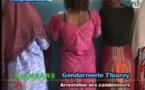 Vidéo. les 4 femmes arrêtes versent de chaudes larmes. Regardez