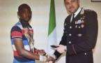 ITALIE-NUORO : Le geste de Cheikh Sèye Kandji qui a surpris les carabiniers