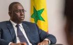 Message de félicitations de Son Excellence Monsieur Macky SALL, Président de la République, à l'équipe Nationale de Football