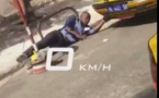 Incroyable, cet homme met ko ce taximan en pleine rue