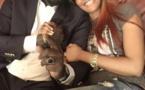 PHOTOS - Soumboulou, l'actrice vedette de la série « wiri wiri » en toute complicité avec Mansour Mbaye , le père « Zora »