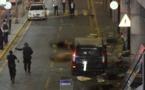 EN IMAGES. Trois terroristes attaquent l'aéroport  d'Istanbul (TURQUIE), au moins 41 morts