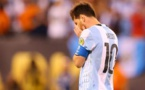 ARGENTINE : Messi met un terme à sa carrière internationale