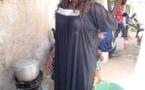 PHOTOS - VIDEO:  Première Korité de la danseuse Ndeye Gueye chez son mari