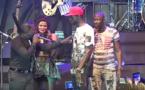 Vidéo: Soumboulou ,Jojo et Sanekh chauffent le Grand Bal de Youssou Ndour