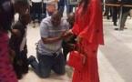 PHOTOS - Sénégal un pays de Thiahane ? Regardez ce que ces talibés font, à l'épouse de Cheikh Bethio