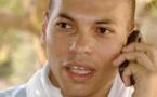Karim Wade joint Thione et son fils Wally Ballago Seck