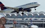 Refus de respecter les procédures sécuritaires # Mimi Touré débarquée d'un vol de Delta