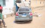 (Vidéo) Âgé de 16 ans, il sème la pagaille à Nginth avec une voiture louée