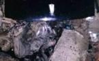 Arrêt sur image: La voiture avec laquelle Sa Thiés a fait un choc