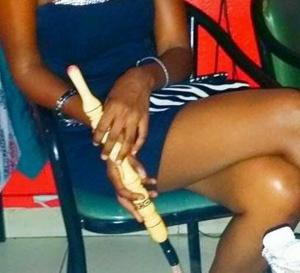 C'est la nouvelle tendance chez les ados Dakarois, Oumy, 18 ans, pour sa part, indique : «C'est juste un passe temps