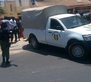 Corruption : Aïda, la deuxieme dame qui a filmé le policier a été arrêtée hier, mercredi 17 août