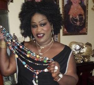 Ngone Ndiaye présente ses Dial Diali pour grosses femmes XXL
