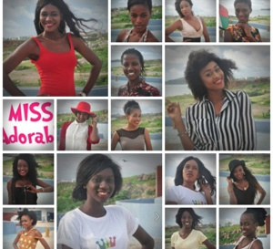 Finale Miss Dakar # 15 lianes pour une couronne