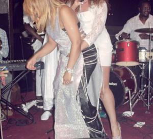 Photos: Mais à quoi jouent Viviane et Oumou Sow?