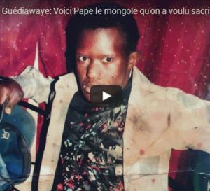 """Scandale à Guédiawaye: Voici Pape le """"mongole"""" qu'on a voulu sacrifier"""