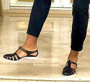 Arrêt sur image: Drogba avec ses tic tic noirs