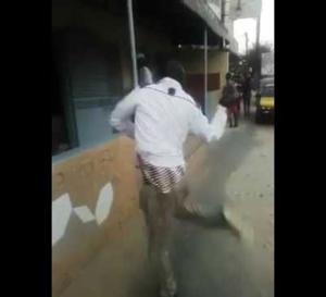 Le meilleur danseur de rasseguiss du Sénégal