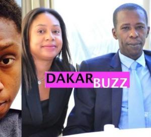 En compagnie de son épouse, Cheikh Amar est arrivé à Dakar avec la dépouille de son fils ainé