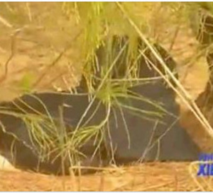 Vidéo – Un homme mort retrouvé ligoté derrière le dépotoir de Mbeubeuss ! Regardez.