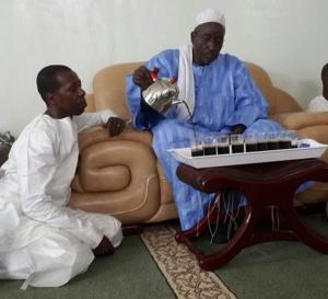 Serigne Abdou Karim Mbacké, le PM, Mohamed Dione, Youssou Ndour, Mbagnick Diop... se retrouvent chez Serigne Cheikh Saliou Mbacké