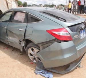 Drame à Bargny: Kh.S une fille de 14 ans qui apprenait à conduire, tue 2 enfants