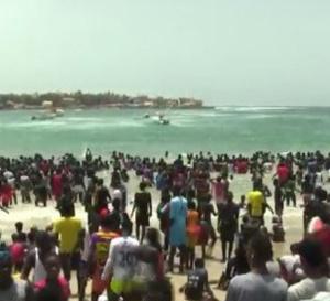 Reportage à la plage de Ngor : Comment les Sénégalais clôturent leur saison…à deux jours du Ramadan
