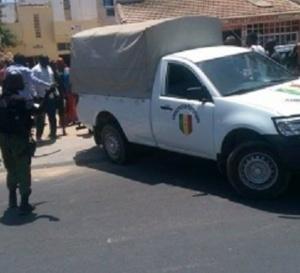 Viol du bébé à Thiès :Le Film de l'arrestation de Y. Diene, présumé violeur à Touba, chez son …
