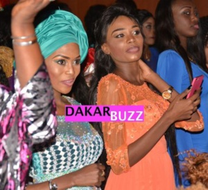 deux nouvelles recrues: Nabou Ndiaye et Nafissatou Diéye à la 2STV